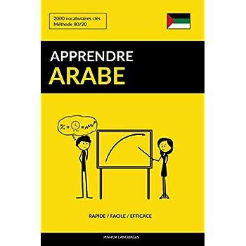 Apprendre l'arabe - Rapide / Facile / Efficace: 2000 vocabulaires clés
