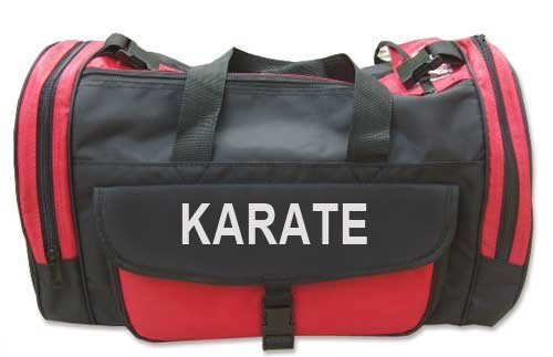 Double Y-Bolsa Karate medio