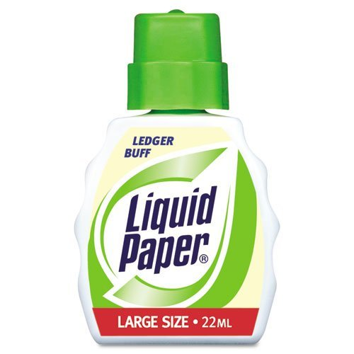 correction-fluid-22ml-ledger-buff-sold-as-1-each-by-liquid-paper