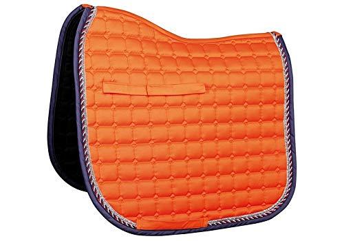 Harry's Horse Schabraque Dutch orange - Size VZ Full (Orange Horse Schabracke)