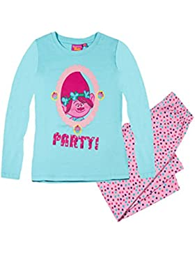 Trolls Chicas Pijama 2016 Collection - fucsia