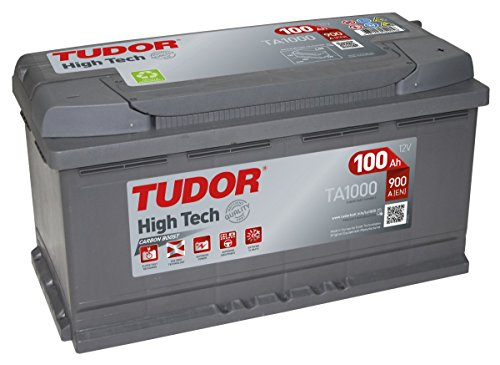 Preisvergleich Produktbild TA1000 Exide Tudor Autobatterie High Tech Carbon Boost 12V 100Ah
