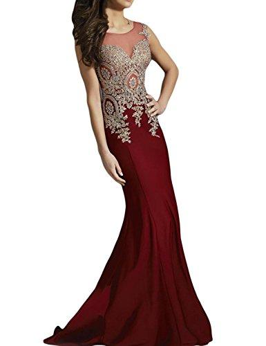 seasonsmall-womens-luxury-prom-dresses-mermaid-scoop-spandex-sweep-train-dresses-size-2-burgundy
