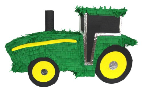 Jungen Kostüm Jester - Cheadle Royal Pinata, Traktor-Motiv
