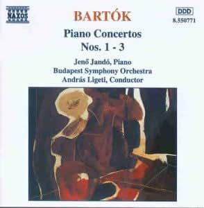 Bartok Klavierkonzert 1-3 Jando