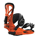 Union Flite Pro Snowboard Bindings Large Orange