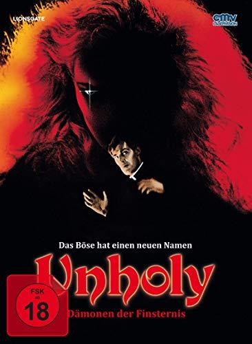 Unholy - Dämonen der Finsternis (uncut) - Mediabook  (+ DVD) [Blu-ray]