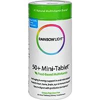 Rainbow Light - 50 + mini-scheda età-difesa Formula - 90 compresse