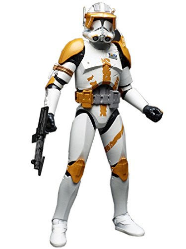 Wars Star Cody Commander (Star Wars Black Series 6 Zoll Figuren Commander Cody Gesamtlange 6 Zoll gemalt)