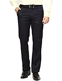 AD & AV Men's Formal Synthetic Trousers