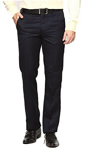 AD-AV-Mens-Formal-Trouser-SAINEAVYP-Navy-Blue