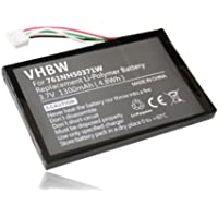 Batteria LI-Polymer per NAVIGON 8110, 8130, 8310 sostituisce 761NH50371W