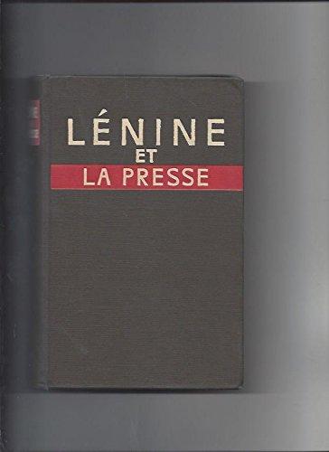 Lenine et la presse