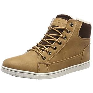 TOM TAILOR Herren 585100230 Hohe Sneaker