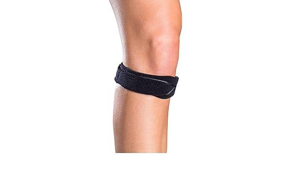 dc1e3132e9 Donjoy Cross Strap Knee Brace - Medium (Up To 14''): Amazon.co.uk: Health & Personal  Care