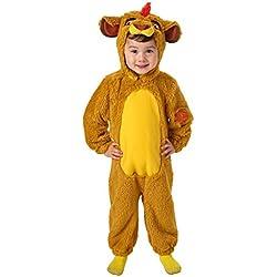 Rubie's-déguisement officiel - Rubie's- Déguisement la garde du roi lion-Taille S- I-620649S