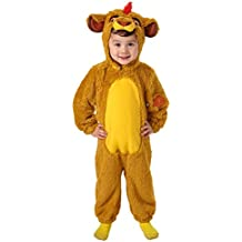 Rubies s – Disfraz del rey León para niños, ...