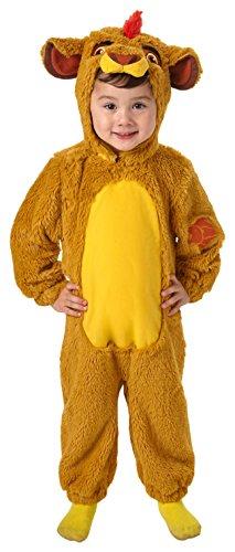 Rubie 's 620649s Offizielles Disney Lion Guard Kion Kinder Kostüm (klein) (Punk Kostüm Für Kinder)