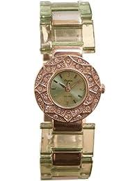 Reloj analógico de señora Fiesta Verde - Christian Gar - 4600-5