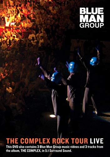 Blue Man Group - The Complex Rock Tour: Live (NTSC) Preisvergleich