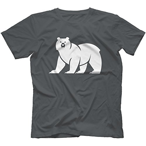 House Mormont T-Shirt in 13 Farben Kohle