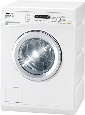 Miele W 5873 WPS Edition 111 Waschmaschine Frontlader / A+++ / 1600 UpM / 8 kg / Lotosweiß / Eco-Feedback / Waterproof System