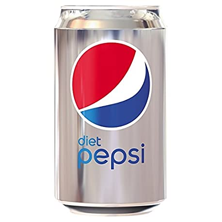 Pepsi Diet 330ml paquete de 24 x 330 ml