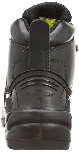 Dickies Talpa Sicherheitsstiefel S3 schwarz 8 UK, 42 EU FD9208 Black