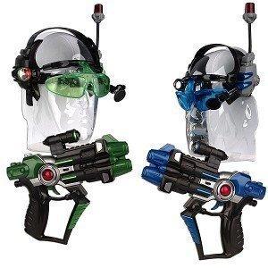 Lazer M.A.D. 2.0 Battle Set by Silverlit Toys