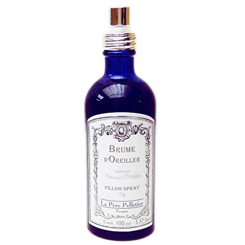 Le Père Pelletier LPP : Vaporisateur Brume d'Oreiller 100 ml - Parfum d'Ambiance pour Chambre Intérieur (Poudre de Riz)