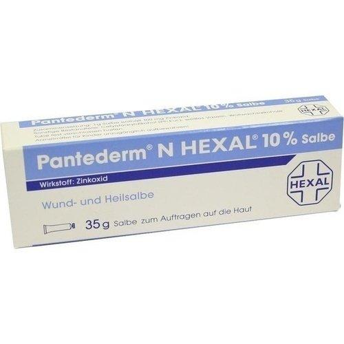 Pantederm N Hexal, 35 g Salbe