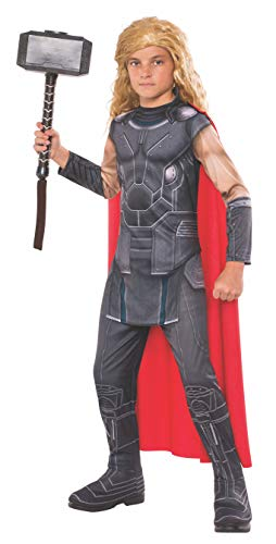 Avengers-Thor Kostüm Ragnarok Classic Kinder (Rubie 's Spain) - Thor Avengers Classic Kind Kostüm