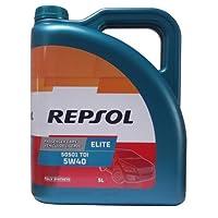 REPSOL ELITE 50501 TDI 5W40 5L pas cher