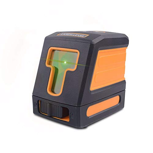 Huanyu Laser Level 360 Rotary Green Cross Line Laser Self Leveling Diagnostic Tool -