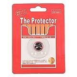 2 PCS bouclier anti - radiations emf - dispositif de protection protection autocollant portable cag neutralizer patch energy saver scalaire pour tous les téléphones mobiles, macbook, ordinateur, portable