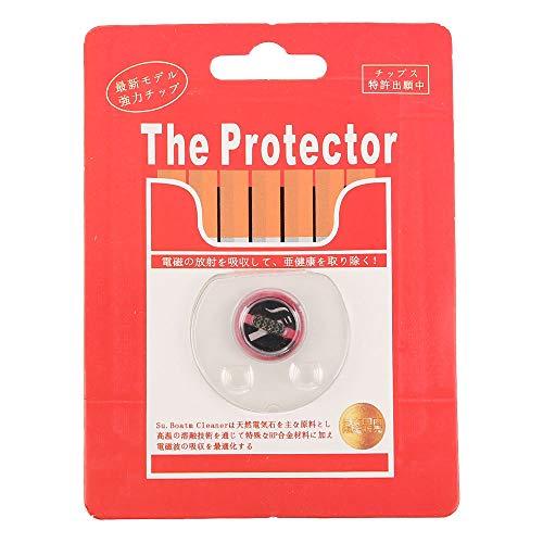 Faraw Etiqueta engomada Anti de la radiación 1pc, Etiqueta engomada del Escudo del Protector de la radiación del teléfono Celular para el Trabajador de Oficina/el Estudiante/el técnico