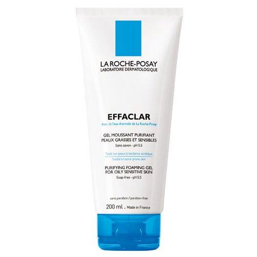 La Roche-Posay - Effaclar Gel Schiumogeno Purificante Pelle Grassa e Sensibile (200ml)