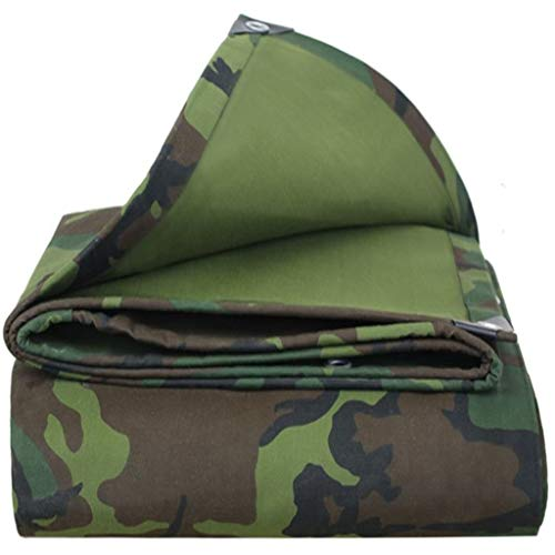 Épaississez la bâche imperméable de camouflage, le PVC résistant résistant à l'usure résistant à la déchirure de protection solaire de PVC pour des cultures de grenier couvrent l'humidité et la corros