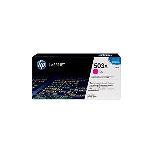 HP Toner Q7583A, magenta, 6000 Seiten -