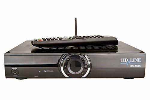HD LINE hd-200s plus Tuner Ja (MPEG4 HD)