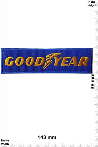 patches-goodyear-blue-motorsport-ralley-car-motorbike-iron-on-patch-applique-embroidery-ecusson-brod