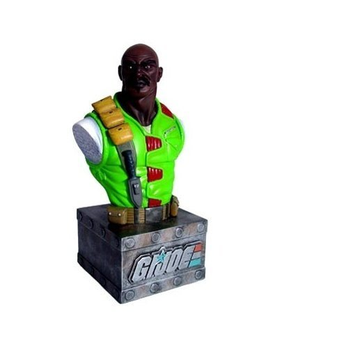 G.I. Joe Roadblock Bust by Palisades