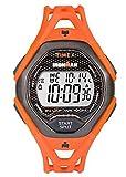 Timex TW5M10500 Herren-Armbanduhr mit Quarz-Uhrwerk, Digitalanzeige und Resin-Uhrenband.