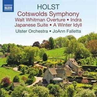 Cotswold Symphony/Walt Whitman Overture