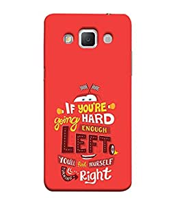 PrintVisa Designer Back Case Cover for Samsung Galaxy Grand 3 (multi colored travelling adventurous wordings)