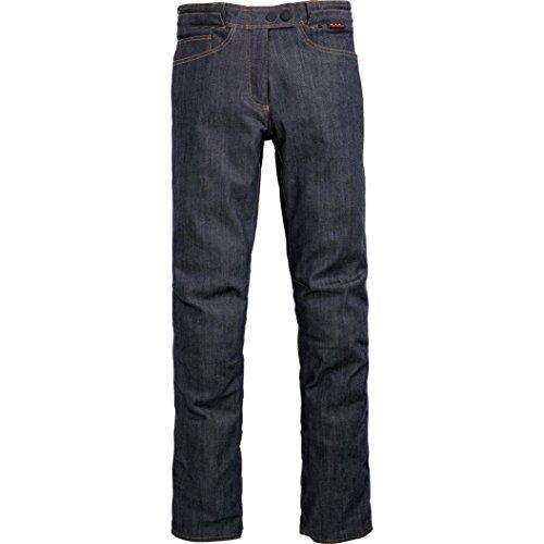 Spirit Motors Motorradschutzhose, Motorradhose, Bikerhose Damen City Textil Hose 2.0 blau M, Tourer, Ganzjährig -