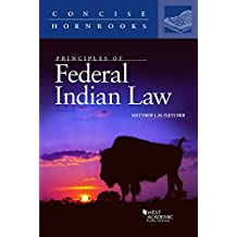 Principles of Federal Indian Law