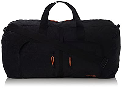 Skypak 90L Folding Travel Bag - Black - cheap UK light store.