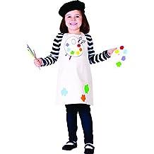 Dress Up America Disfraz de Artista talentosa niña 7e084cd4f4d
