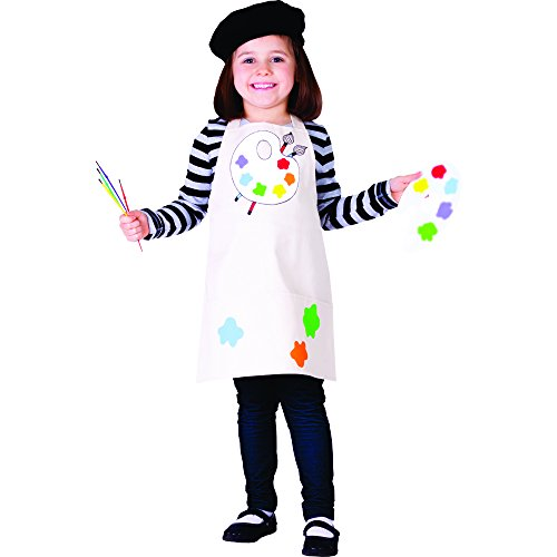 Dress Up America - Disfraz para niña, talla 3 - 4 años (764-T4)